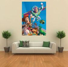 TOY STORY BUZZ WOODY NEW GIANT LARGE ART PRINT POSTER PICTURE WALL G205