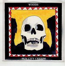 (HA421) Woods, Sun City Creeps - 2016 DJ CD