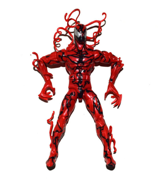 "Marvel Legends Infinite Series Spiderman Carnage 6"" Loose Action Figure"