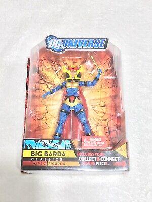 "Big Barda Variant DC Universe Classics Atom Smasher BAF wave 7 Loose 6/"""