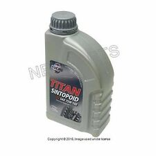 BMW z4 MRoadser MCoupe M6 M5 M3 Differential Oil SAE 75W-140 Synthetic 1 Liter