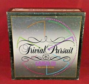 Trivial-Pursuit-Genus-III-3-Edition-General-Knowledge-Board-Game-Genius-Complete