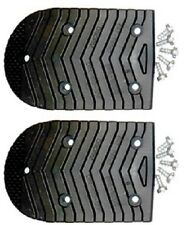NUOVO Sci Boot RICAMBIO suole tacchi = SALOMON 487450 8mm Taglia 22 a 33,5 377676