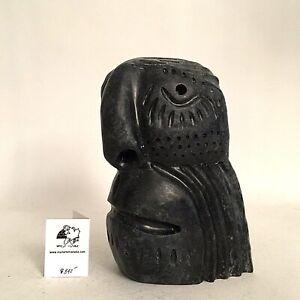 Inuit-Art-Eskimo-Carving-Leo-Uttaq-Face-65591-1999