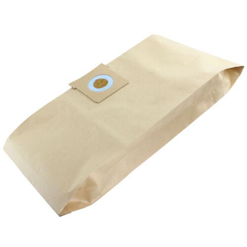 10 x TITAN Vacuum Cleaner Bags Hoover Bag 16L 20L 30L 40L