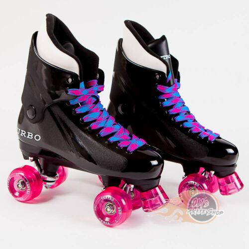 Ventro Pro Turbo Quad Roller Skates Pink Ventro Wheels Bauer Style