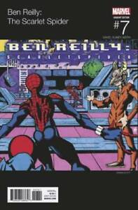 BEN-REILLY-SCARLET-SPIDER-7-Marvel-Comics-Hip-Hop-Variant