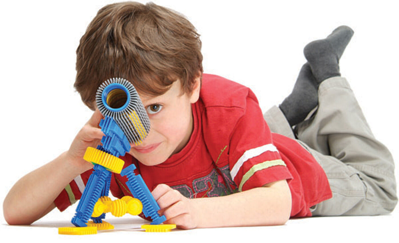 Interstar Young Explorer - Science Optics Kit - Develop Skills - NEW