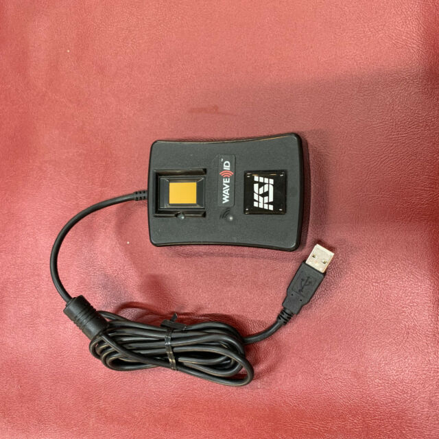 KSI Wave ID KSI-1900 HFFFB-16 Biometric And RFID Card