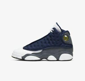 2020 Nike Air Jordan 13 Xiii Retro Gs Flint 884129 404 Bred