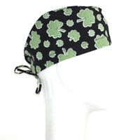 St. Patrick Day Theme Scrub Hat