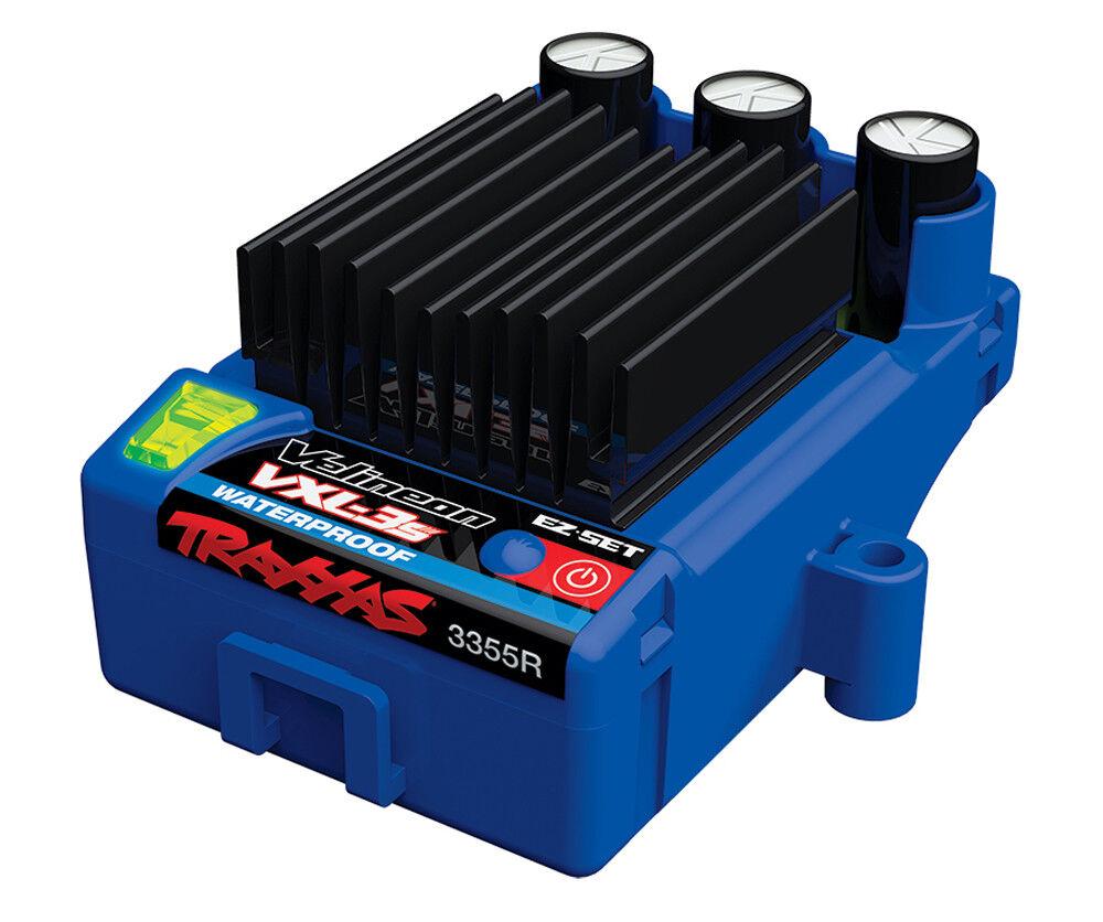 n ° 1 en línea Traxxas 1/10 Slash Slash Slash 2WD VXL OBA  VXL-3S Impermeable Brushless ESC  3355R  bajo precio del 40%