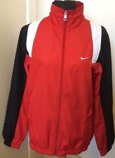 Vintage Retro Nike Warm Up Lightweight Jacket Mens UK Small A80