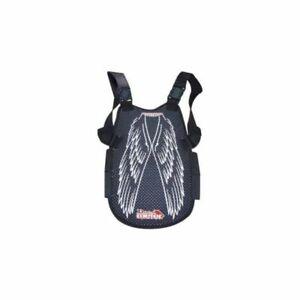 DOC METER Protection dorsale pour snowboard, ski, VTT, roller neuve noire