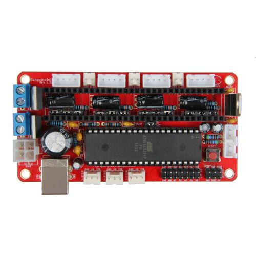 Sanguinololu Rev 1.3a Kit//assembled  A4988 Pololus driver RepRap Prusa Mendel