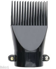 Diane D26WN2 ADJUSTABLE COMB NOZZLE FOR HAND HELD HAIR DRYER