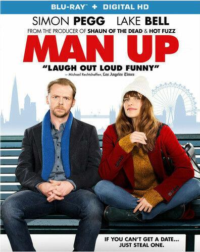 Man Up Blu-ray Disc, 2016 Simon Pegg Lake Bell - $7.99