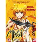 DVD Magi The Kingdom of Magic Season 2 Part 2 - Region 2 UK