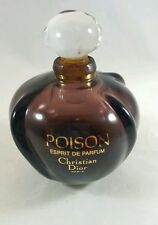 Poison  Perfume Parfume Bottle Christian Dior Empty 2 3/4 in high 30 ml 1 fl oz