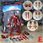 "Marvel Avengers Iron Man 7/"" Action Figure Nano Weapons Ironman Tony Stark Legend"