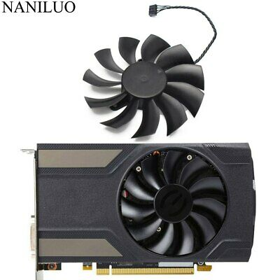 PLA09215B12H Graphics Card Fans Video Fan for EVGA GTX1060 GTX 1060 SC ACX Video Cards Cooling 1 Piece 4Pin 42mm42mm42mm Single Fan