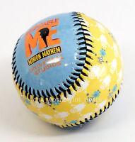 Universal Studios Despicable Me Minon Mayhem 1 In A Minion Collectible Baseball