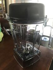 Vitamix 15255 48oz 14l Advance Container With Blade Amp Two Piece Lid New