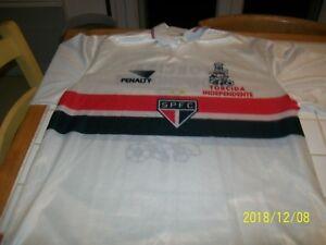 Maillot Football Sao Paulo Rare Très Bon état Taille L Saveur Aromatique
