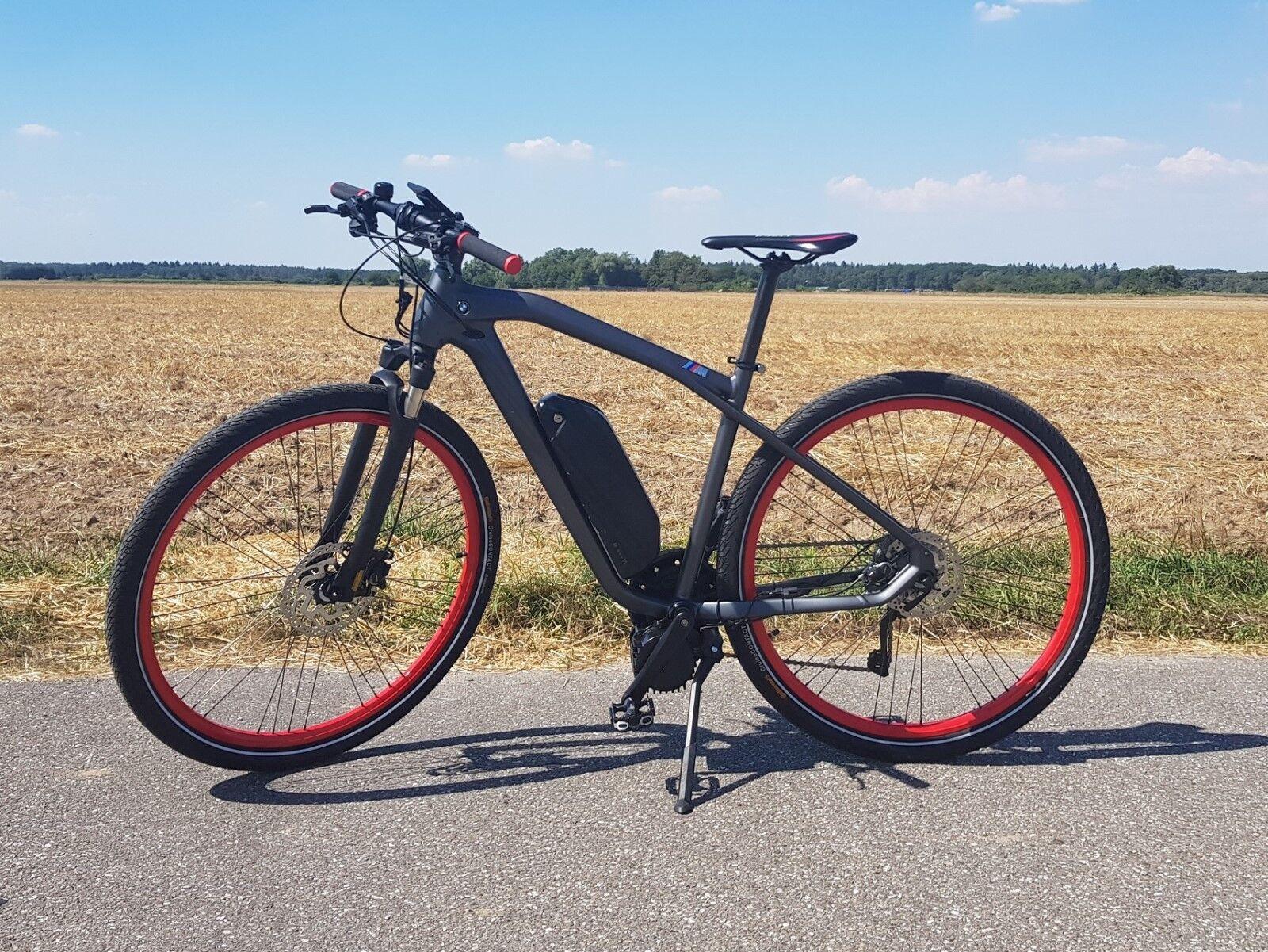 CykeTech BM16 - BMW E-Bike 28Zoll 1600W 160NM 52V >60 >60 52V km/h - Neu mit Rechnung f8bc4b
