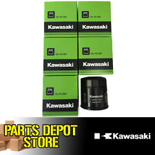 2013 - 2017 KAWASAKI NINJA 300 NEW OEM OIL FILTER FILTERS PACK OF 5 16097-0008