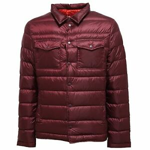huge selection of ee992 0c5c6 Details about 4622R giubbotto uomo AT.P.CO giubbino piumino bordeaux jacket  man