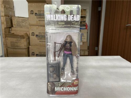 "McFarlane Toys AMC Walking Dead 5/"" Action Figure Michonne New"
