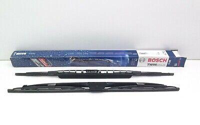 Bosch 367S Front Superplus Spoiler Wiper Blade Set 600//625mm
