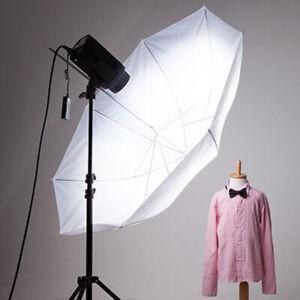 Photography-Video-Studio-Lighting-Translucent-Flash-Soft-43-039-039-Umbrella-White