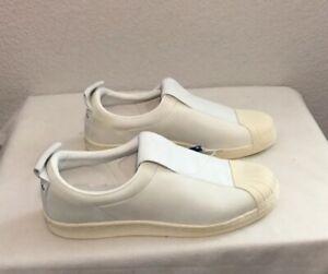 Nueva Zelanda Jugando ajedrez Paloma  New Adidas Originals Superstar BW3s Slip-on Shoes (CQ2518) Womens Size 10 |  eBay