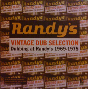 Details about VINTAGE DUB SELECTION Dubbing At Randy's 1969-1975 NEW CD  £9 99
