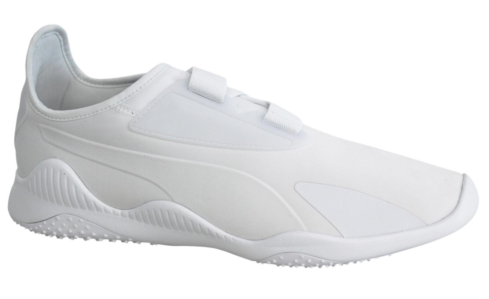 Cinturino Bianco Puma Mostro Verso L'Alto Sneaker Uomo 362426 02 m2 Scarpe classiche da uomo