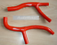 Silicone Radiator Hose Kit for Suzuki DRZ400E DR-Z400E 2000 2001 2002 00 01 02