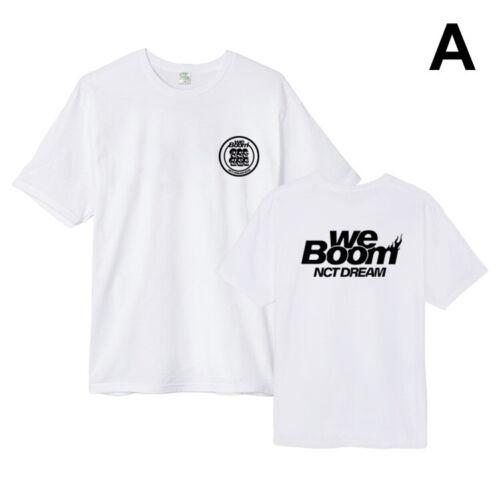 NCT DREAM Album We Boom Unisex Summer T-Shirt Tee TShirt Jisung Chenle Jeno New