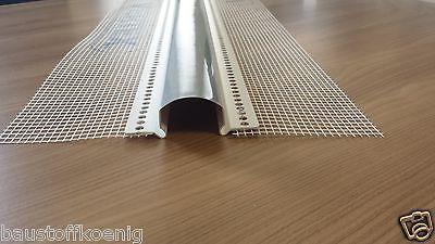 100% Wahr 62,5 M Dehnfugenprofil Für Ecke Mit Abzugskante Wdvs Profil Fassade Putzprofil Hochwertige Materialien Business & Industrie