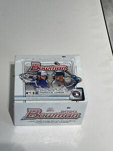 2020  Bowman Baseball Retail 1 Box Break. $ 15 Team Live Random Draw #5