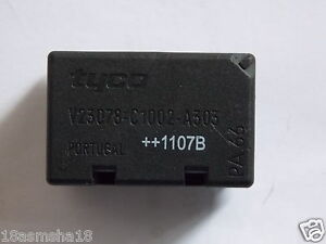 Details about Tyco V23078-C1002-A303 Relay BMW VW Seat Audi Mercedes UK  seller