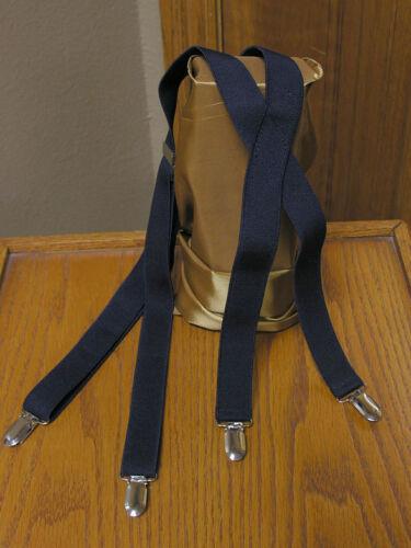 Homme Clip-on Bretelles X Dos Et Noeud Papillon Rétro Steampunk Costume Smoking Bal