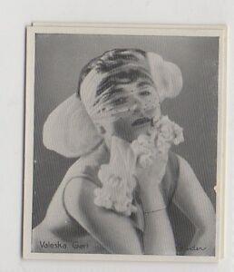 #64 Valeska Gert - The Artistic Dance - German Card