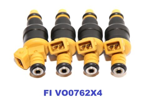 Fuel Injector for Volvo 90-93 240//85-89 244//85-89 245//85-92 740 2.3L I4 4 1set