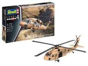 Revell-04976-UH-60-1-72-Plastic-Model-Kit