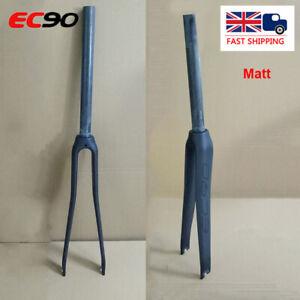 EC90-Rigid-Fork-Matt-1-1-8-034-Threadless-Carbon-Fiber-Susperlight-Road-Bike-Forks