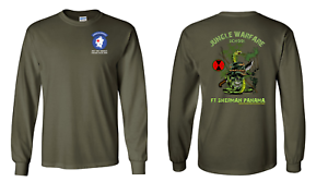 7th Infantry Division Jungle Master Long-Sleeve Cotton Shirt 10085
