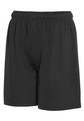Fruit of the Loom FOTL Kids Performance Shorts SS020 Quick Dry Sportswear Shorts
