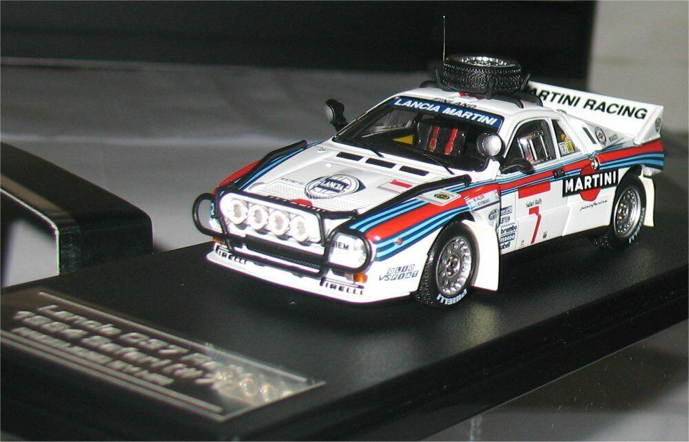 LANCIA 037 Evo2-Rally Safari 1984-Markku Alen-Hpi